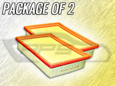 PACKAGE OF 2 AIR FILTER AF6273 FOR 2014-2016 CHEVROLET SONIC 1.4L 1.8L ONLY