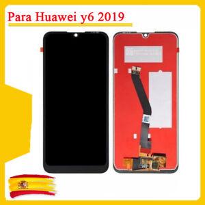 Original Pantalla LCD Huawei Y6 2019 Display Tactil MRD-LX1 LX2 MRD-LX1N Calidad