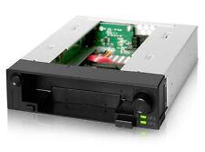 """Icy Dock MB971SP-B 2.5"""" & 3.5"""" unidad SATA unidad de intercambio en caliente 5.25"""" Caddy"""