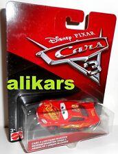 Cars 2 & 3 - Modellini Mattel 1:55 Disney Autos Metallo Giocattolo Coche Diecast