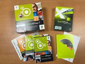 QuarkXPress 7 & 8 Upgrade for Mac - Desktop Publishing