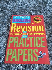 Key Stage 2 English Revision for Curriculum Tests and Practice Papers