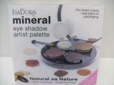 IsaDora Mineral eye shadow artist palette Rose Quartz & Silver - Sweden