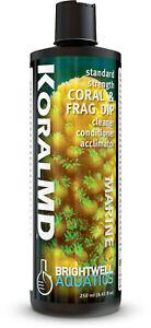 Brightwell Aquatics Koral MD dip 125ml Korallen, Lebendes Gestein Bad
