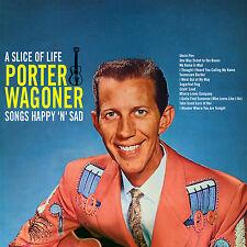 Porter Wagoner – A Slice Of Life - Songs Happy 'N' Sad CD