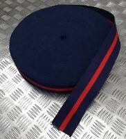 Originale Militare Problema Cintura Stable Materiale Cotone Tela Lavoro 2 Colore