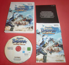 Nintendo Wii Sengoku Basara Samurai Heroes  [PAL-FRA] Super *JRF
