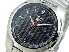 Reloj Automático para Hombre Seiko 5 21 joyas esqueleto Back SNK607K1 Reino Unido Vendedor