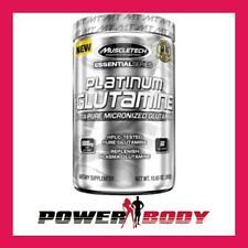 MuscleTech - Platinum 100% Glutamine - 302 grams
