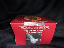 Charcoal Companion Smoke in a Cup Grill and Bbq Accessory Hickory Wood