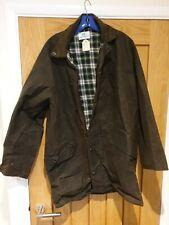 Mens Greenham Wax Jacket Coat