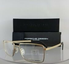 New Authentic Porsche Design P 8281 C Eyeglasses Titanium P'8281 Frame