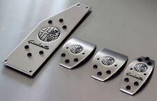 Pedaliera Sportiva Alfa Romeo Giulietta Silver