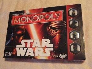 Star Wars Monopoly - Parker - Board Game