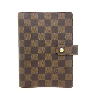 Louis Vuitton Damier Agenda MM Notebook Cover /80769