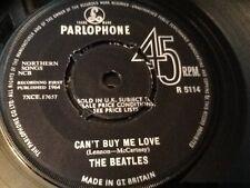 Les Beatles. ne peut pas m'acheter amour/tu ne peux pas faire ça.