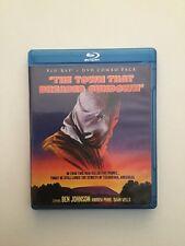 The Town That Dreaded Sundown Scream Factory Blu Ray like new
