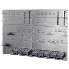 184126 Sortimentskoffer Sortimentskasten Kleinteilemagazin Kleinteilebox Metall