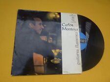 Carlos Montoya guitarra flamenca (VG++/VG+) France edit VEGA flamenco  LP Ç