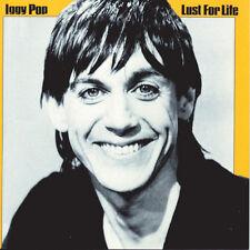 Iggy Pop Lust for Life 180 Gram & Vinyl LP Includes Mp3