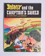 ESL1010. ASTERIX AND THE CHEIFTAIN'S SHIELD Trade PB Goscinny & Uderzo (1980) ;