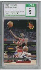1992-93 Fleer Ultra #30 Michael Jordan CSG 9 Mint OG142