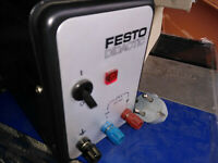 Festo Didactic Netzgerät Trafo 220 auf 24 Volt Best.Nr.091052 neuwertig 120 VA