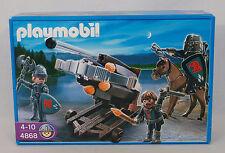 *NEW* PLAYMOBIL 4868 Knights Falcon Knight's Multi Firing Crossbow