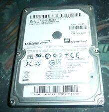 "Samsung 2.5"" 5400RPM 500GB SATA Laptop Hard Drive ST500LM012 TESTED"
