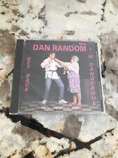 Dan Random - Get back i'm dangerous [New CD] RARE OOP CAPRICE INTERNATIONAL DISC