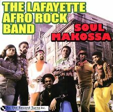 THE LAFAYETTE AFRO ROCK BAND Soul Makossa AS THE RECORD TURNS Sealed Vinyl LP