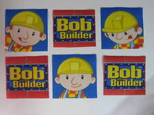 Bob the Builder Fabric Iron Ons Appliques  (style #9)