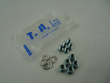 TA Chainring bolts Ref: 25 Vintage Track Road Bicycle Single T.A. NOS