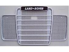 LAND ROVER SERIES 3 FRONT RADIATOR GRILLE - NEW PLASTIC FRONT GRILLE - 346346