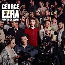 GEORGE EZRA WANTED ON VOYAGE Deluxe Edition 16 Tracks CD NEW