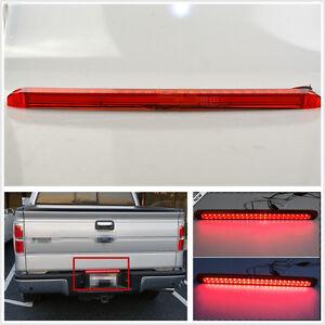 "Waterproof 18"" 23LED Red Car SUV Rear Trunk Tailgate Tail Brake Light Bar DC12V"