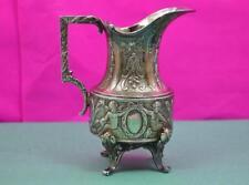 Hanau / Dutch 930 sterling silver cream jug hallmarked W. Moering London 1901