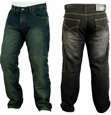 Motorbike Jeans Motorcycle Denim Trousers with with DuPont ™ Kevlar ®