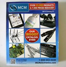 Mcm ® Electronics - 2014 Catalog # 57 - Full Line - 1334 Pages - Unused