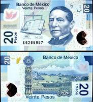 Mexico 2006, 20 Pesos, Polymer Note UNC