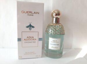 Guerlain Paris Aqua Allegoria Coconut Fizz Eau de Toilette 75 ml 2.5 oz New Box