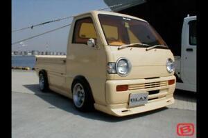 BLAX Type-1 Front Half Spoiler for the Suzuki Carry DC / DD51T