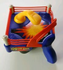 Thumb Thing Electronic Thumb War Wrestling Game Vintage 2003 Tiger Handheld