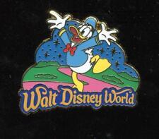 WDW Storybook Night Starter Set Donald Disney Pin 108588