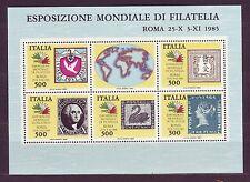 Briefmarken aus Italien & Kolonien für Post, Kommunikation