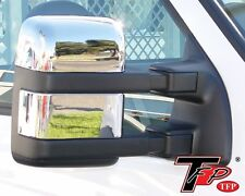FORD F-250/350/450 (W/O SIGNAL) TRUCK 2008-2015 TFP CHROME ABS MIRROR COVER SET