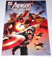 . Avengers Kree-Skrull War Variant Cover (V1-V9) cards 9 card set by Upper Deck