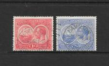 1920 King George V SG65 & SG66 Fine Used BERMUDA