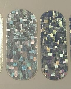 Jamberry HOLOGRAPHIC, 1/2 Sheet >>