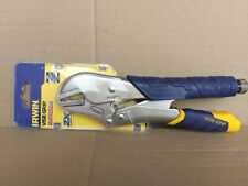 IRWIN VISE-GRIP 10R QUICK RELEASE LOCKING PLIERS NEW